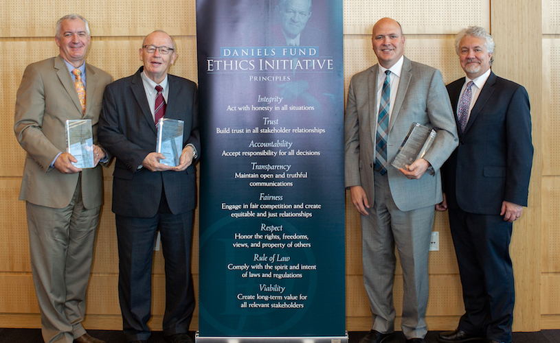 Utah Ethical Leadership Awards 2018